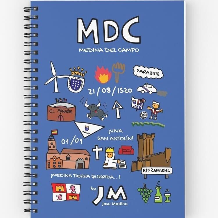 📒 Cuadernos de Medina del Campo